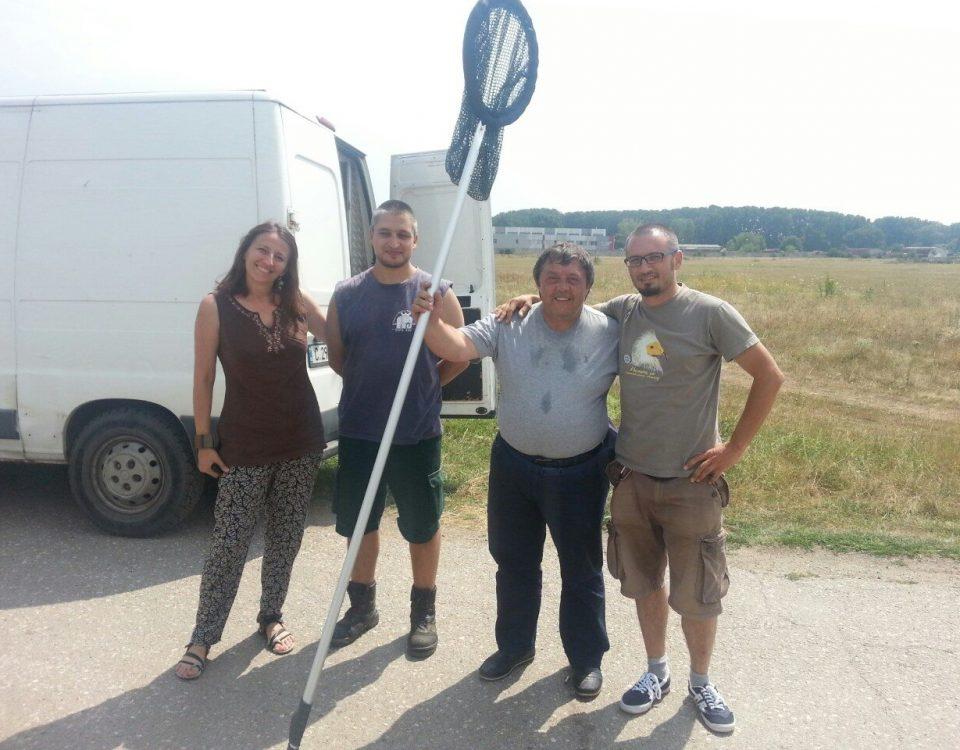 Екип на Зоологическа градина – София участва в спасителна операция