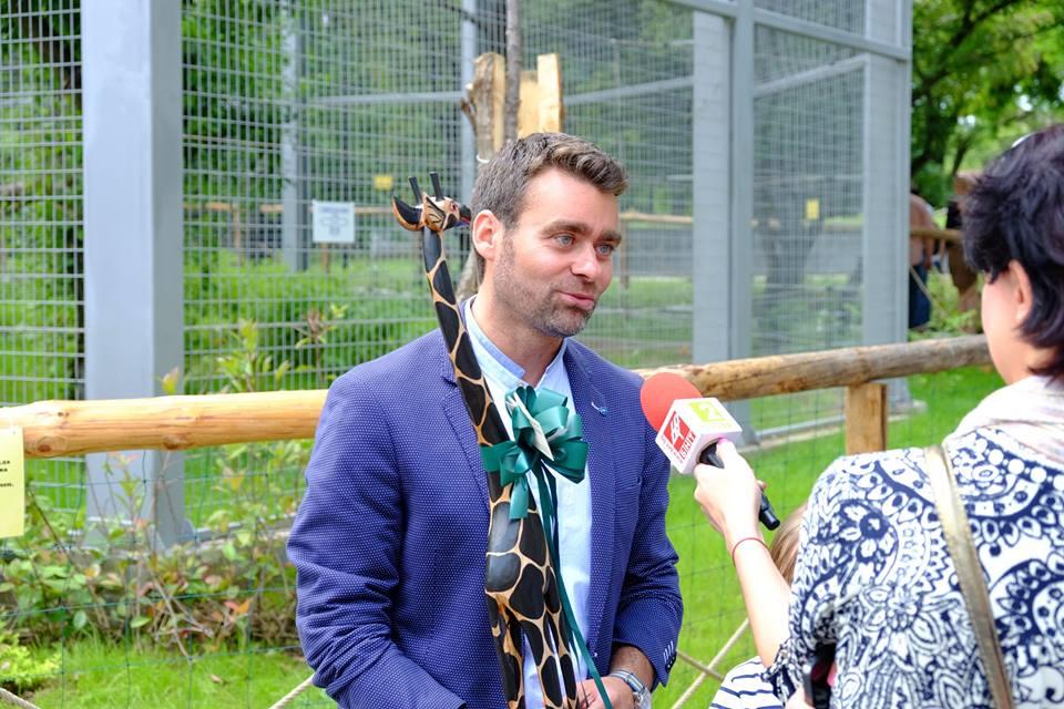 Официално откриване на новата външна експозиция за големи котки в Зоологическа градина