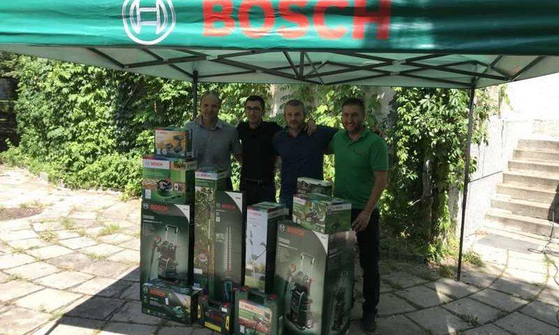 Софийският зоопарк се сдоби с нова техника за поддържане на зелените площи и дърветата