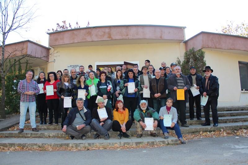 Специализирано обучение за зоопаркови служители в Софийския Зоопарк